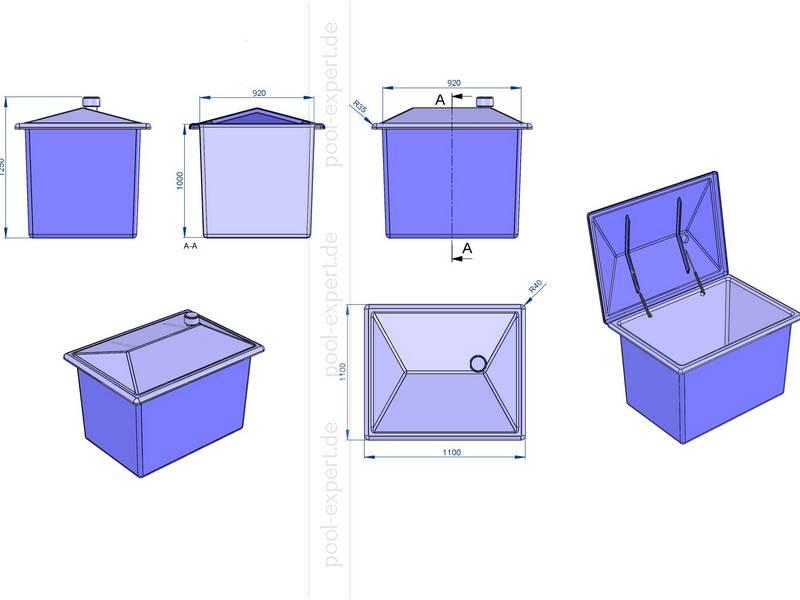 pool fertigpools swimmingpools. Black Bedroom Furniture Sets. Home Design Ideas